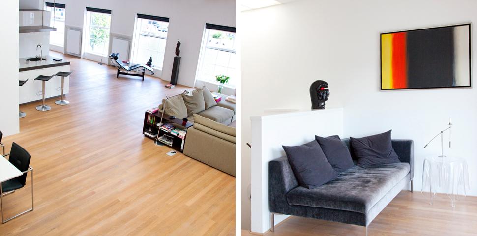 loft appartement spaarne haarlem archstudio architecten