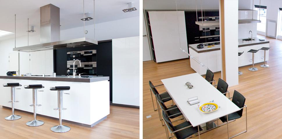 Loft appartement spaarne haarlem archstudio architecten - Huis loft ...