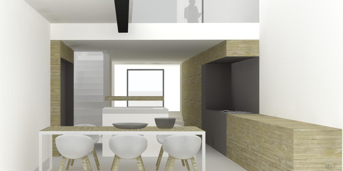 interieur villa overveen
