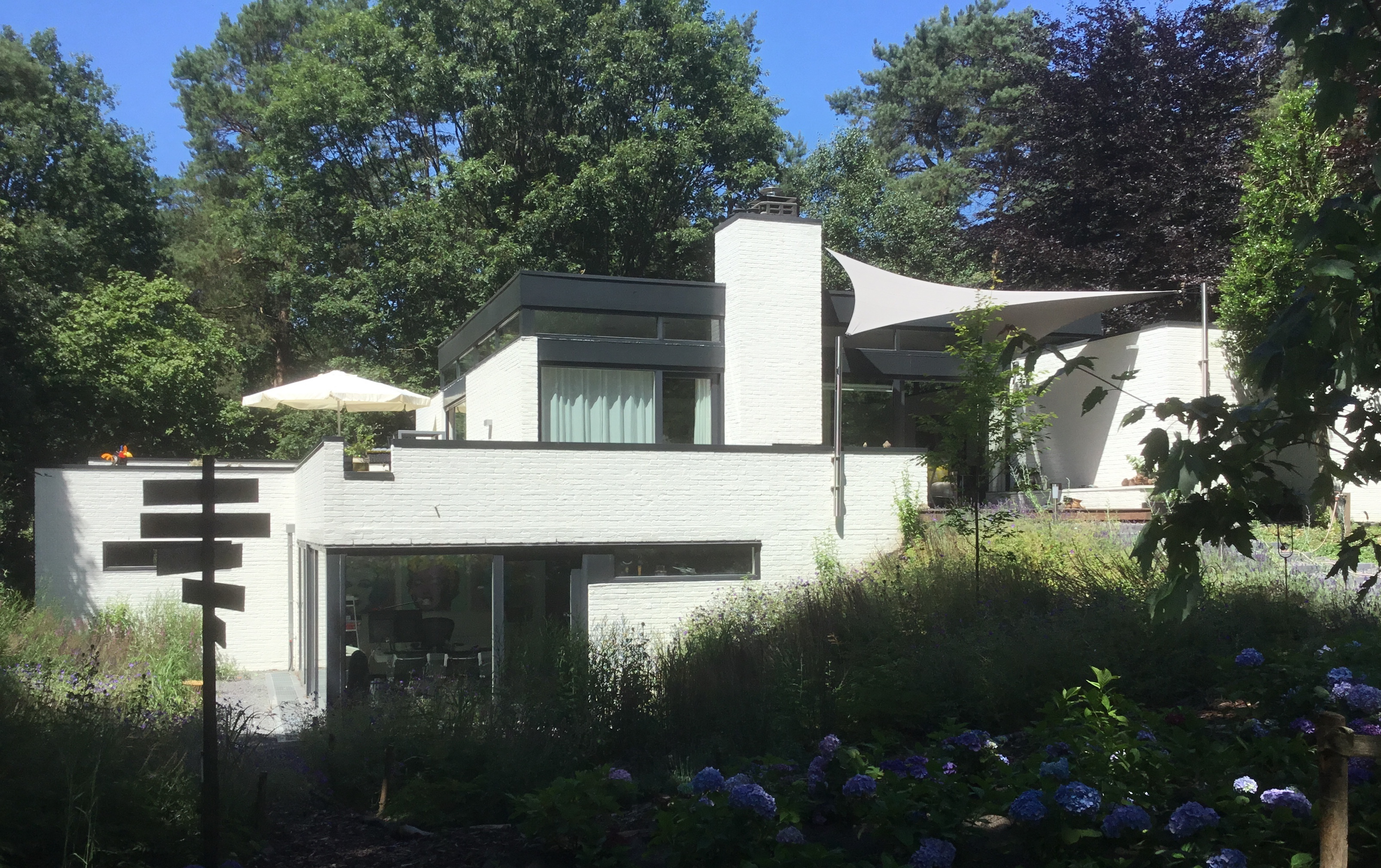 uitbreiding villa alphen